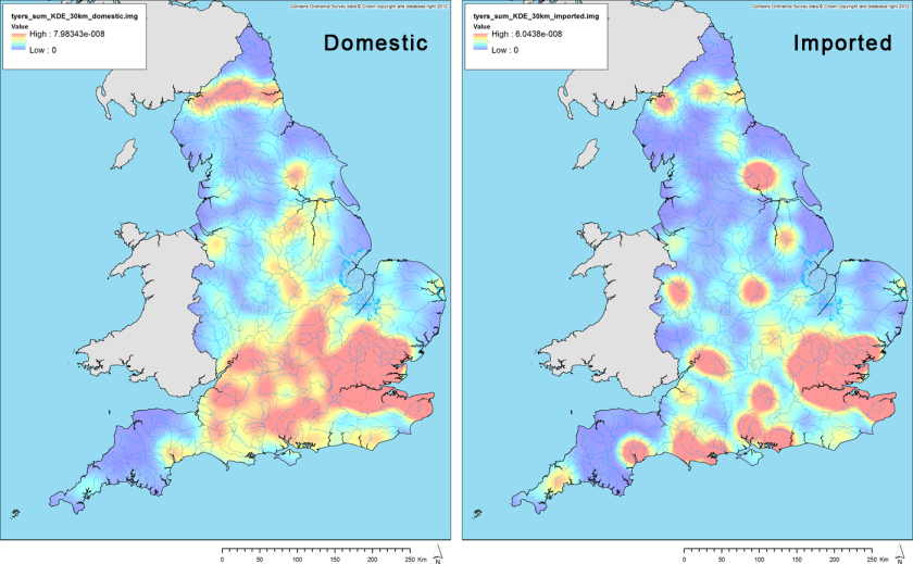 7 tyers_ware_density_domestic_imported