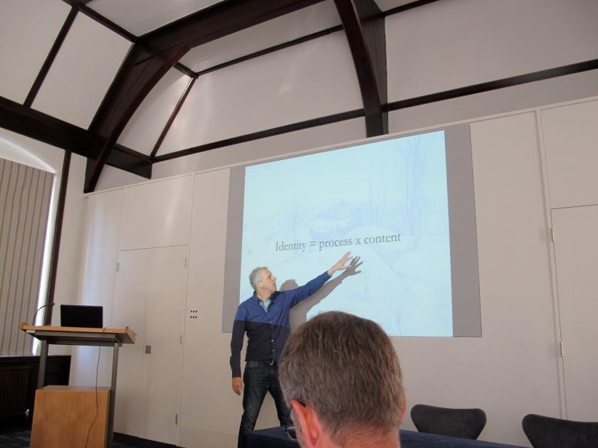 Chris Gosden's 'identity-formula'