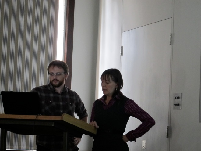 Chris Green and Victoria Donnelly, team EngLaId